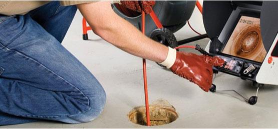 Видеодиагностика труб канализации